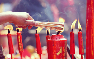 New Years by the Lunar Calendar (Chinese New Year)