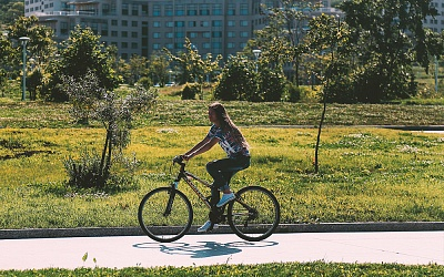 Overview: where to ride and rent a bicycle in Vladivostok