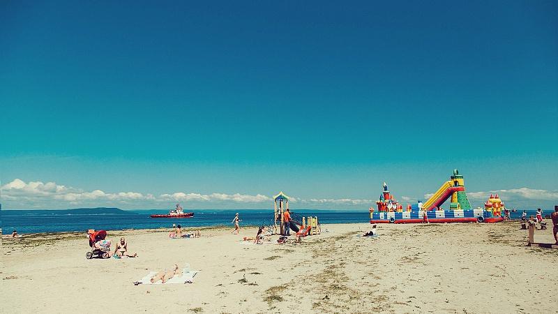 Что можно взять на пляж фото