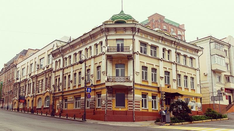 Discover Vladivostok]: 浦潮旧...